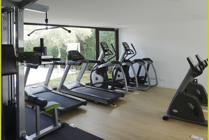 Vista Interior Gym