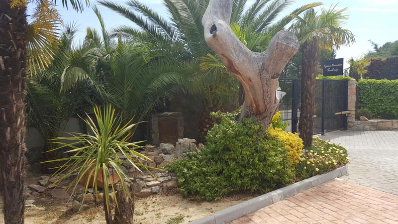 Blog Residencia Monteprincipe - Entorno jardines