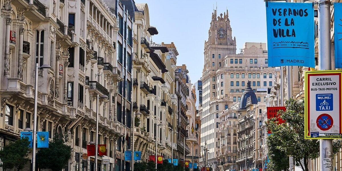 Residencia de Estudiantes en Madrid por días