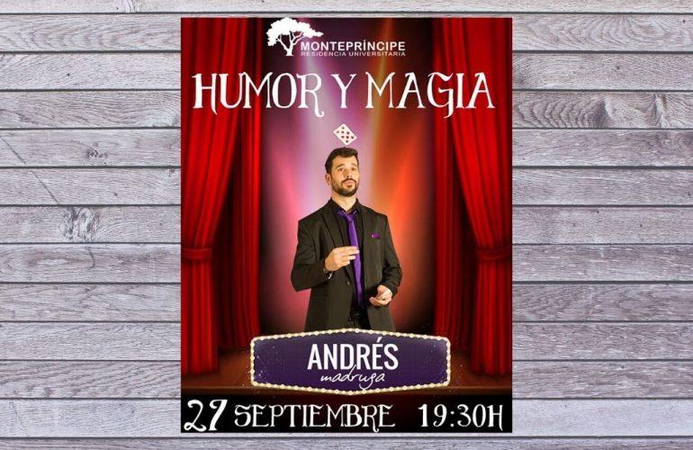 humor y magia monteprincipe