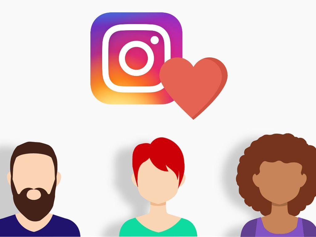 like en instagram