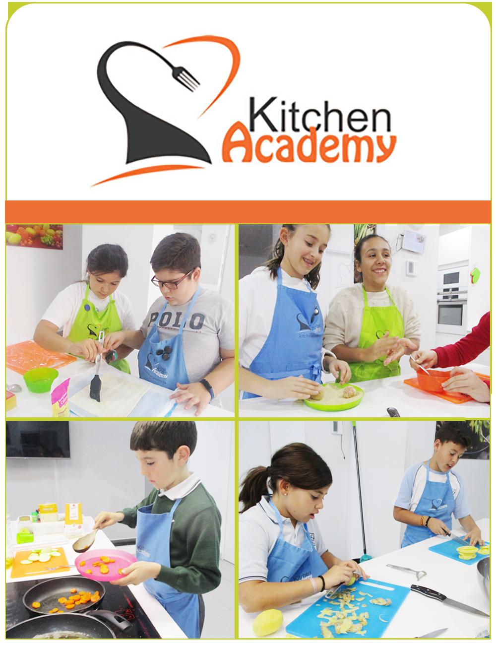 Campamento de Verano Kitchen Academy