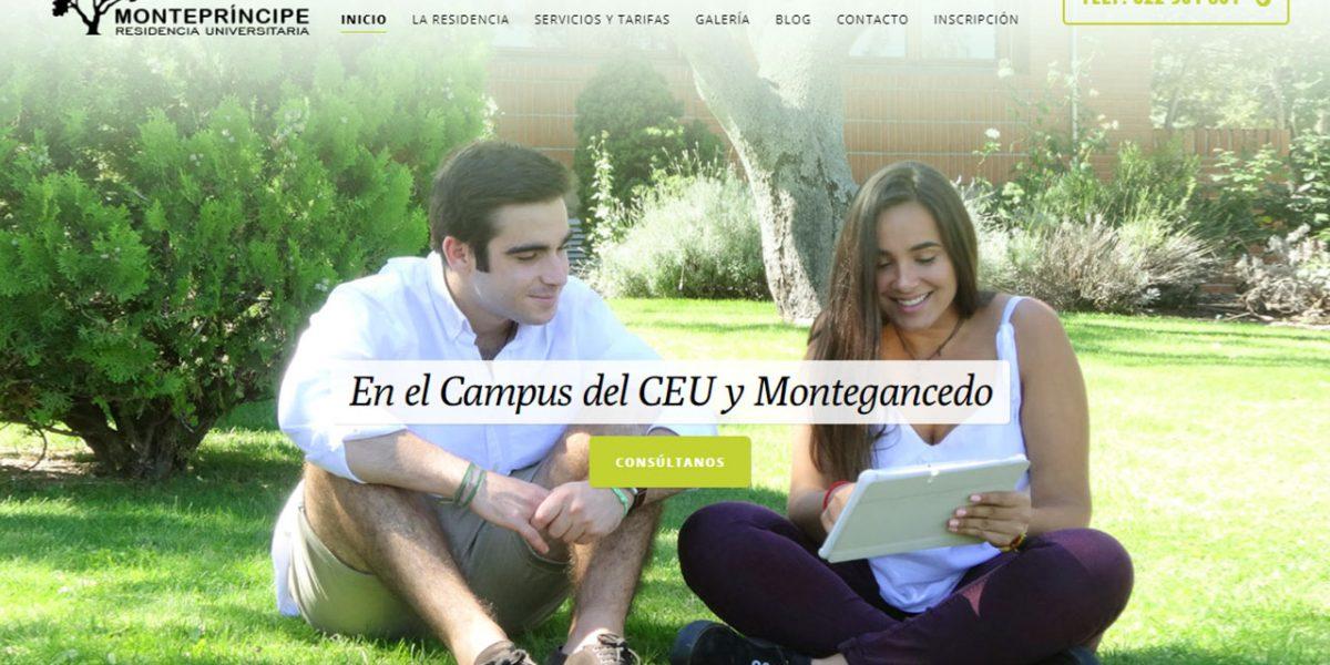 La guía COVID 2020-21 de la Residencia Montepríncipe