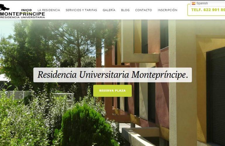 La Residencia Montepríncipe ha incorporado Nuevos Servicios