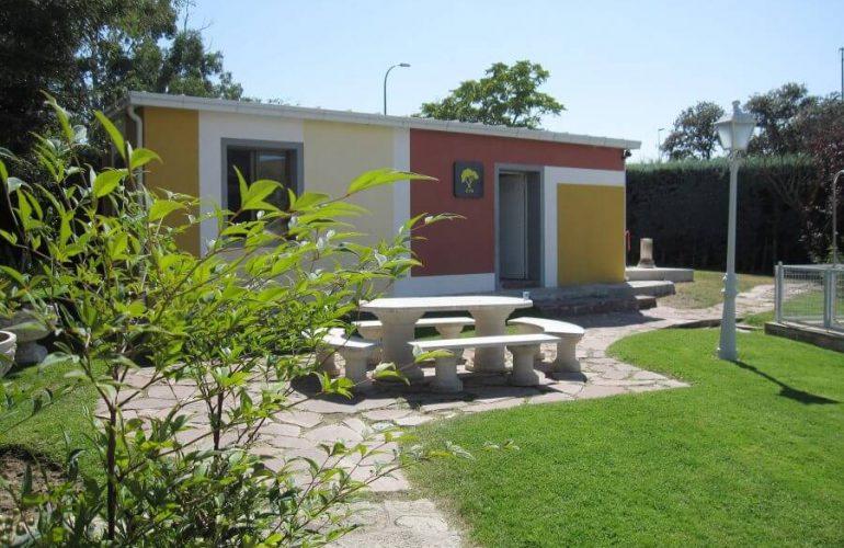 universidades cerca de la Residencia Montepríncipe