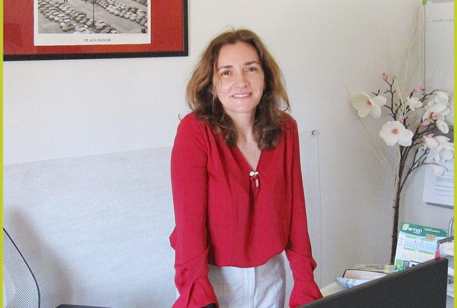 Directora de la Residencia Universitaria Montepríncipe