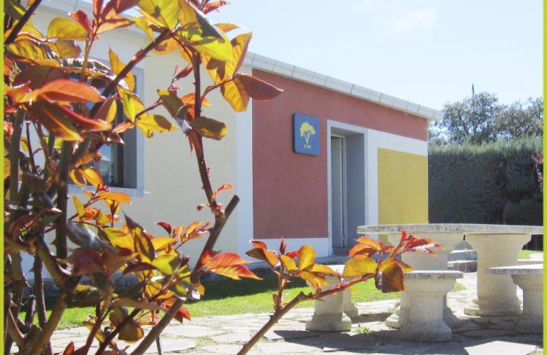 Vista del Gym de la Residencia Montepríncipe